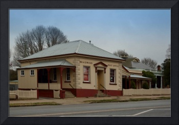 Braidwood Post Office