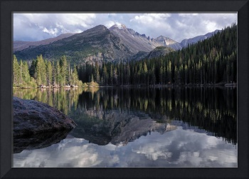 Longs Peak Reflection