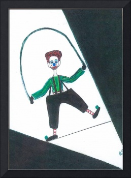 Clown Jumprope