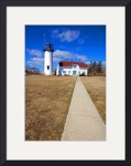 The Chatham Lighthouse, Cape Cod by Christopher Seufert
