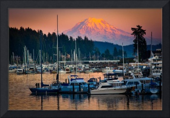 Gig Harbor Afterglow