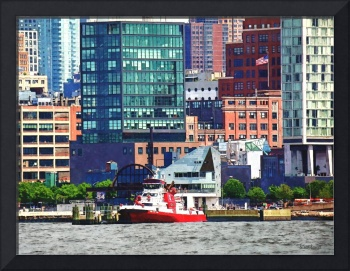New York Fire Boat