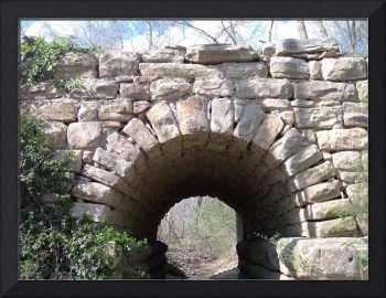 Stone arch bridge in Franklin County, Missouri