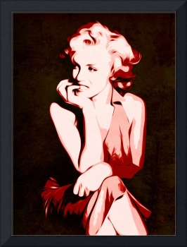 Marilyn Monroe - Classic - Pop Art