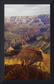 Grand Canyon Rapture - Panel Two