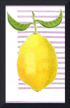 L is for Lemon