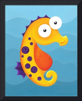 Sea Smiles - Part1 - Sea Horse