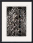 Flatiron Building, New York City by Dave Wilson