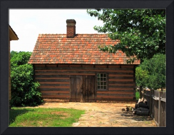 Winston-Salem, NC - Old Salem Cottage