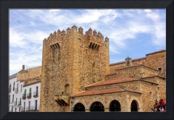 Caceres, the Old