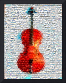 Cello heavenly music Amazing Montage Mosaic MUST S