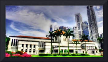 Parliament House Singapore