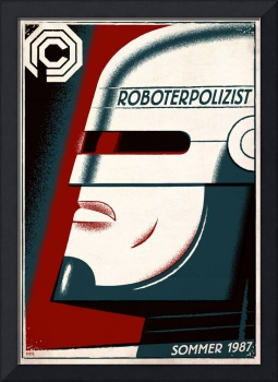 ROBOCOP retro german version
