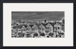 Painted Ladies San Francisco 2 by David Smith