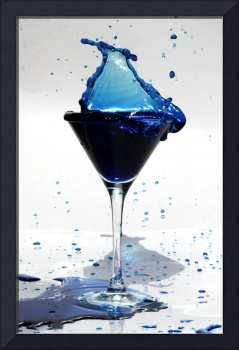 BLUE SPLASH #3403