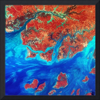 Guinea-Bissau, a small country in West Africa