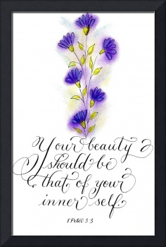 Your beauty quote to inspire