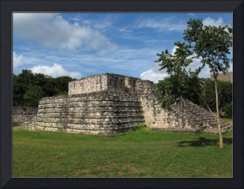 Ek' Balam, the Mayan Ancient City
