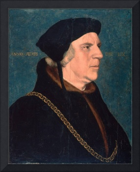 Hans Holbein the Younger~Sir William Butts, M.D.