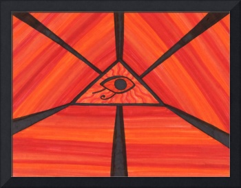 .Eye Of Horus: Ancient Light