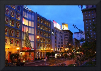 Macys Christmas San Francisco