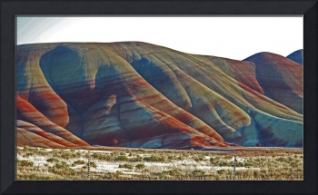 086 PAINTED HILLS OR