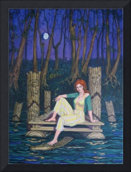 Witch of Gator-tail Slough