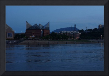 Chattanooga Waterfront at Night