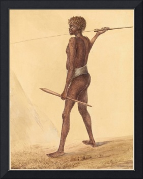 Blueit, a native of Botany Bay 1808