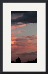Vertical Sunset IMG_1548 by Jacque Alameddine