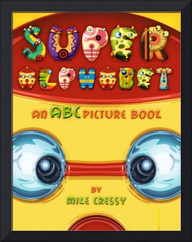 Super Alphabet (Front Cover)