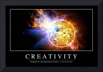 Creativity: Inspirational Quote and Motivational P