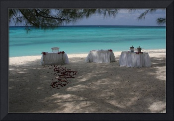 Wedding on Grand Cayman Beach