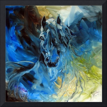 BLUE GHOST FRIESIAN