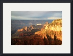 The Changing Light of the Canyon by Jacque Alameddine