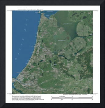 Amsterdam, Netherlands and the region