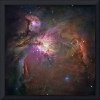 Orion Nebula Hubble 2006 mosaic