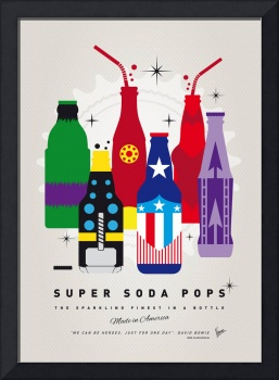My SUPER SODA POPS No-27