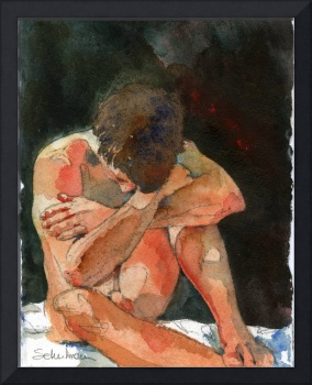 A Deadly Banishment, Male Nude Art