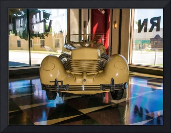 1936 Cord Convertible Coupe