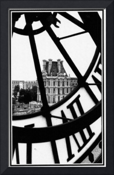View from the Musee d' Orsay