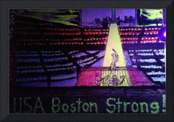 black light Boston Strong Joyce MacPhee