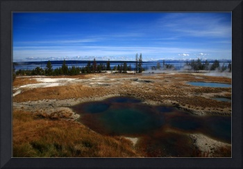 Yellowstone - West Thumb Geyser Basin