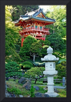 SF Japanese Tea Garden Study 19