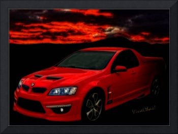 Holden Maloo The New El Camino
