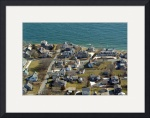 Shore Rd. Aerial at Chatham, Cape Cod by Christopher Seufert