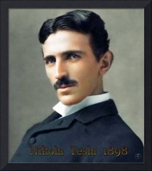 NikolaTesla by Simone