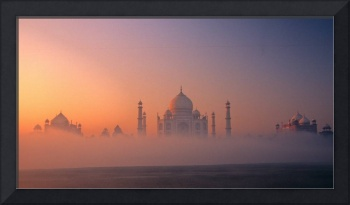 Taj Sunrise on Film