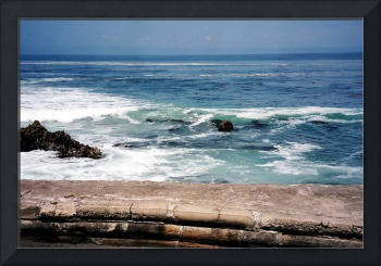 Pacific Grove Stone Wall