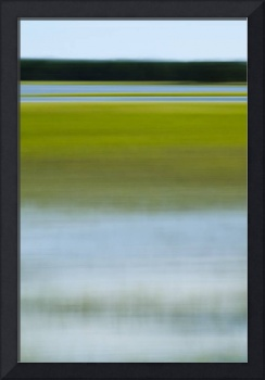 Lowcountry Marsh Abstract